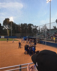 Great game at UCLA Mysha Shaka Sataraka hits a gamehellip